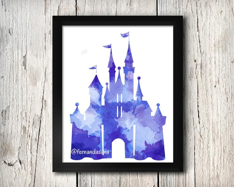 o que seria de nós sem o Castelo da Cinderella?