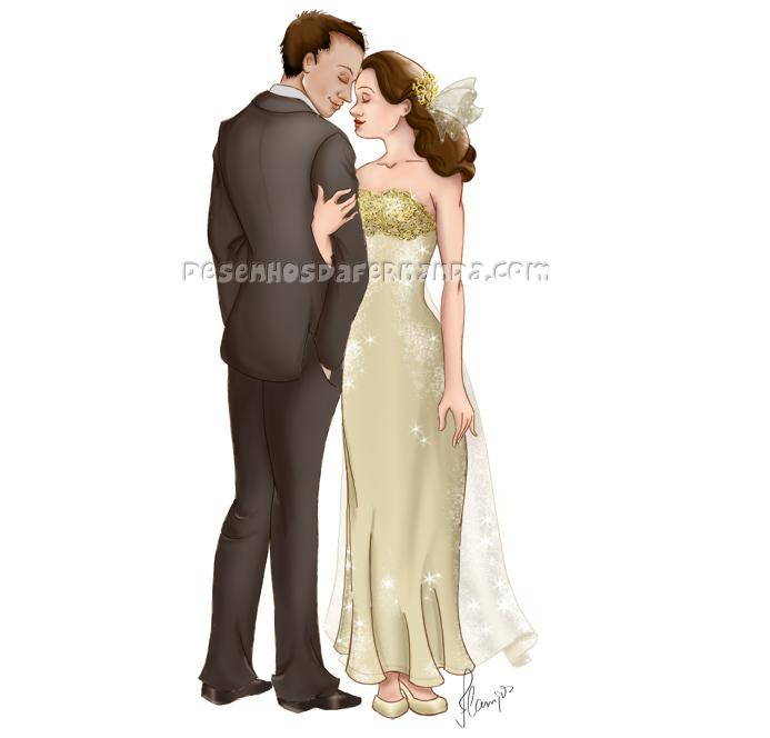 casal6 222180 desenho de noivinhos df